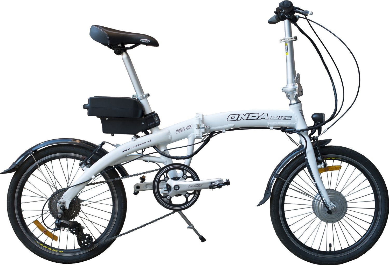 bici-elettrica-pieghevole